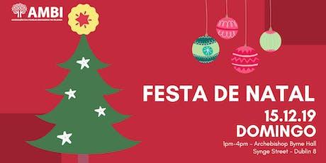 Festa de Natal AMBI 2019 tickets