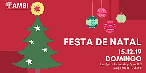 Festa de Natal AMBI 2019