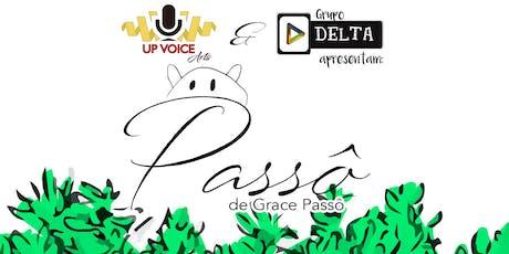 PASSÔ - (14/12 -20:00) ingressos