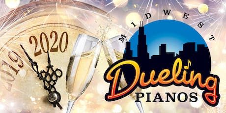 New Year's Eve with Midwest Dueling Pianos tickets