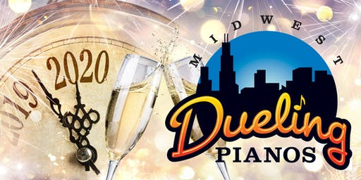 New Year's Eve with Midwest Dueling Pianos