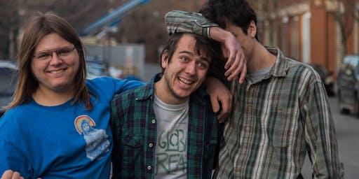 Jake McKelvie & The Countertops, Tyler Berd + His Deputies, Time & Place