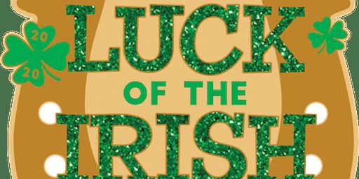 2020 Luck of the Irish 3.17 Mile (5K)- Sacramento