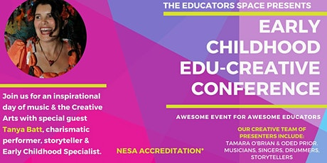 Early Childhood Edu-Creative Conference tickets