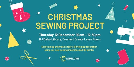 Christmas Sewing Project