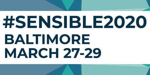 #Sensible2020: The Young People's Drug Policy Conference + Lobby Day