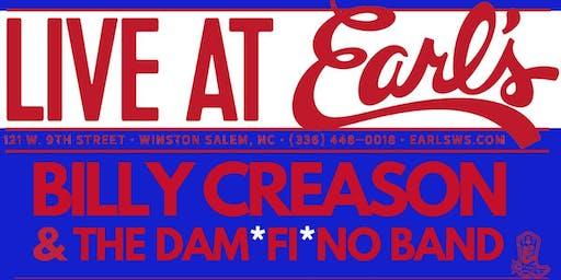 Billy Creason & The Dam*Fi*No Band