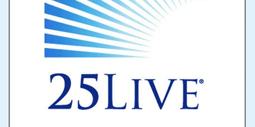 25Live Event Scheduling Training Session