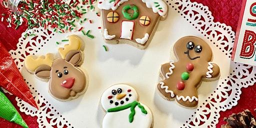 Cookies For Santa Cookie Nite!
