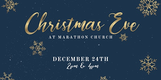 Christmas Eve at Marathon