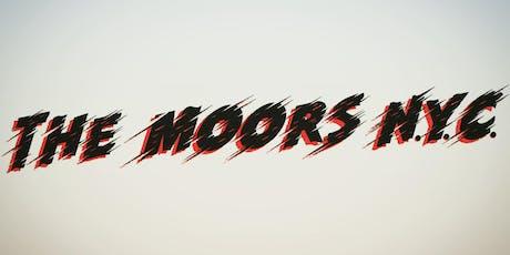 The Moors, It's Over, Julian Tepper tickets