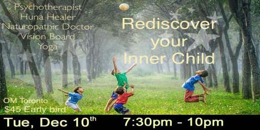 REDISCOVER YOUR INNER CHILD: With Corinne Sunshine - Understand, Heal & Play!