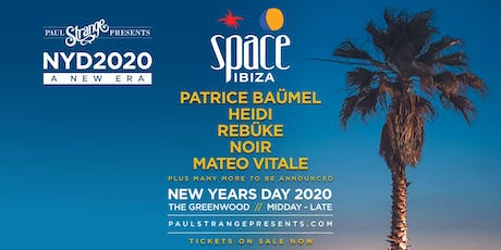 Space NYD2020 - A New Era tickets