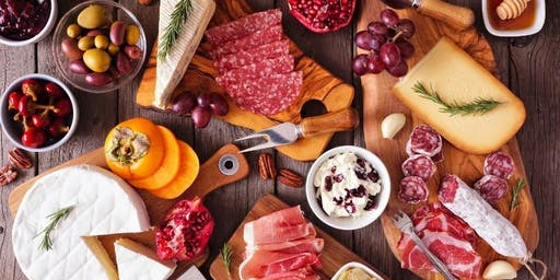 Boards & Platters - Charcuterie with Jill Hejl, Culinary Master