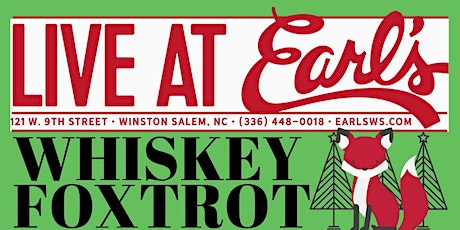 Whiskey Foxtrot Live For The Holidays tickets