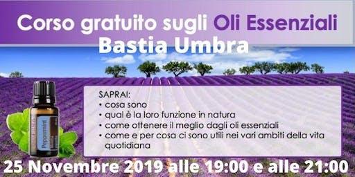 Bastia Umbra Corso Gratuito sugli Oli Essenziali