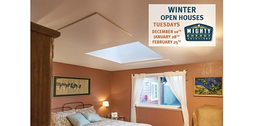 Radiant Heat Winter Open House