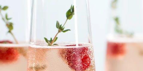 Sip & Savor Champagne Tasting