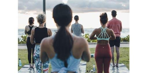 Sunset Power Vinyasa Yoga (2019-12-30 starts at 6:30 PM)