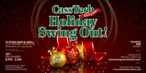 Cass Tech 2000 Holiday Swing Out