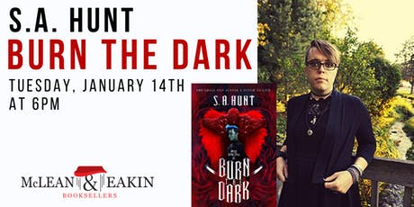 Author Event with S.A. Hunt tickets
