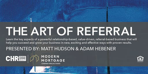 The Art of Referral