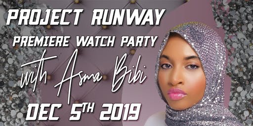 Project Runway Premiere Watch Party