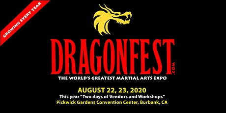 Dragonfest Expo tickets