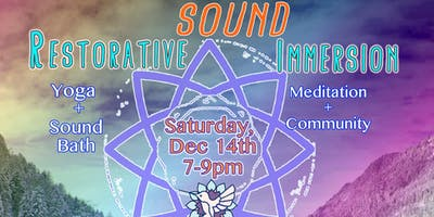 Restorative Sound Immersion in Long Beach - Winter Session!