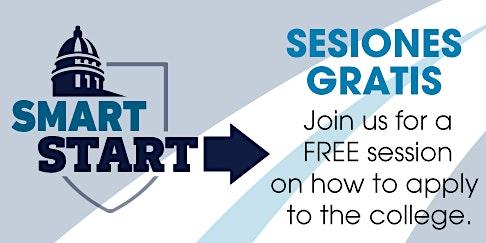 Smart Start Sessions 2020