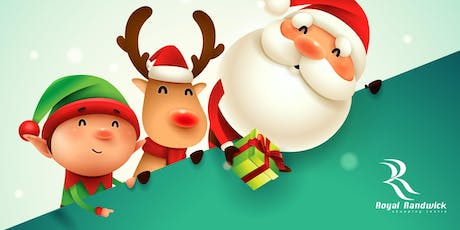 Randwick Christmas Craft + Santa Visit tickets