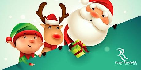 Randwick Christmas Craft + Santa Visit tickets