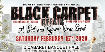 Black Carpert Event (Suit & Evening Gown Affair)