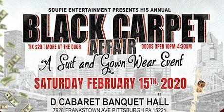 Black Carpert Event (Suit & Evening Gown Affair) tickets