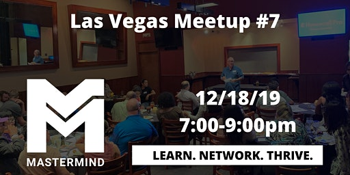 Las Vegas Home Service Professional Networking Meetup  #7