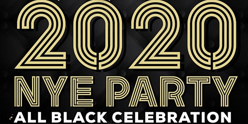 NYE 2020 ALL BLACK CELEBRATION comedy,party, and dancing. Theory Atlanta!