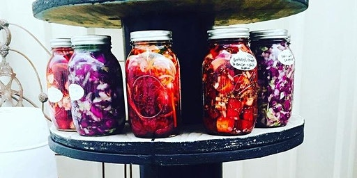 Fermentation Masterclass with Sammi Zajko
