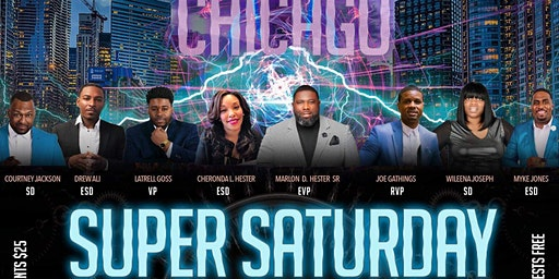 Chicago Super Saturday