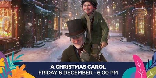 Free movies at Beenleigh Town Square: A Christmas Carol
