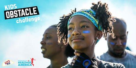 Kids Obstacle Challenge - Washington, D.C. - Saturday tickets