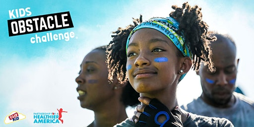 Kids Obstacle Challenge - Raleigh - Sunday