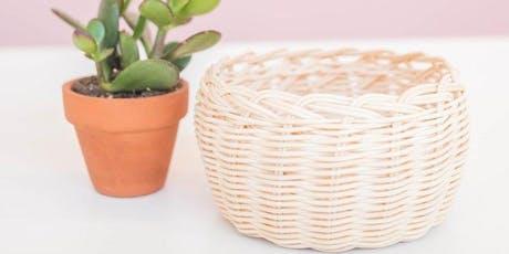Basket Weaving Basics tickets