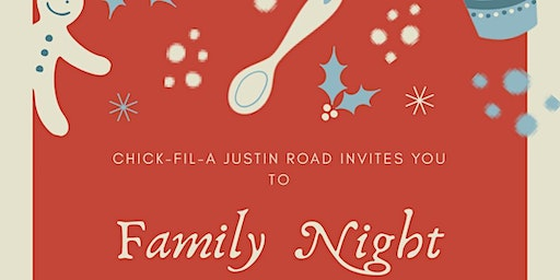 Family Holiday Night