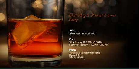 Elest Mag & Podcast Kickoff Party tickets