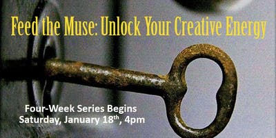 Feed the Muse: Unlock Your Creative Energy