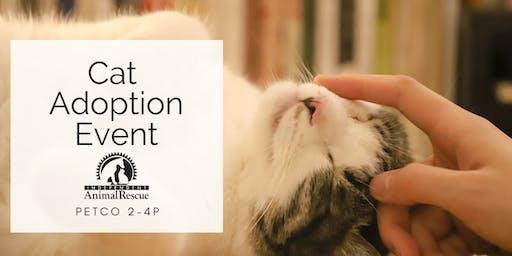 Cat Adoption Weekend