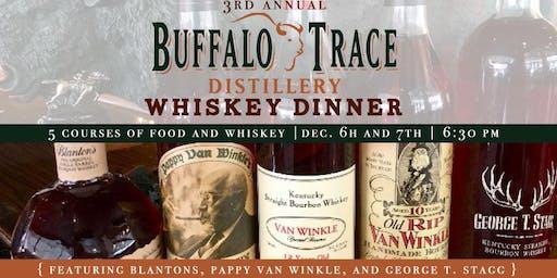 Buffalo Trace Distillery Dinner