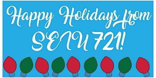 SEIU 721 Inland Region Holiday Brunch