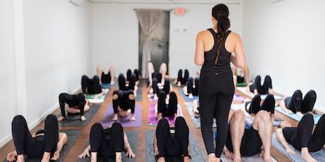 Winter Yoga Teacher Training tickets