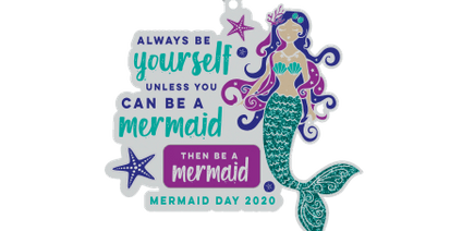 2020 Mermaid Day 1M 5K 10K 13.1 26.2 –Des Moines